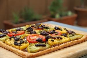 Suzanne Goin's Tomato Tart