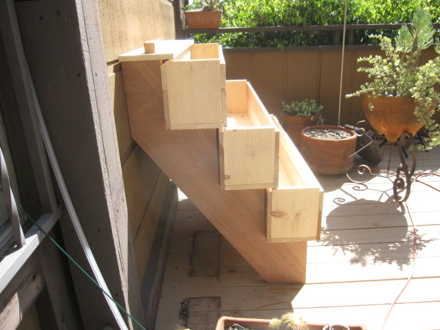 Image Result For Bed Built Over Stair Box: Container Gardening • My Well Seasoned Life