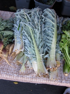 Cardoon: Artichokes' Distant Cousin