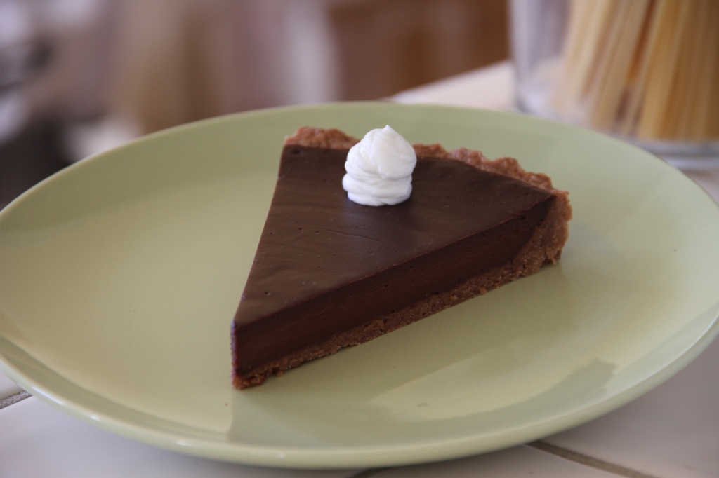 Melt In Your Mouth Chocolate Tart--Thanksgiving or Any Holiday