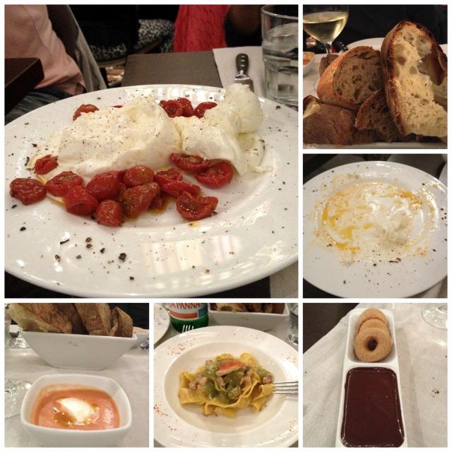 Roscioli food