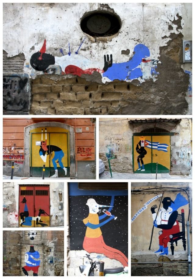 Street Art Collage 2